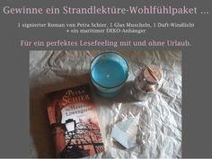 """Gewinnspiel Nr. 5 der Release-Party für """"Körbchen mit Meerblick"""""""