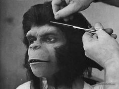 Apes On Set: Behind the scenes: Planet Of The Apes (1968) http://archives-of-the-apes.blogspot.co.uk/ #PlanetOfTheApes