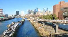 Schuylkill Banks, Philadelphia's newest riverfront destination