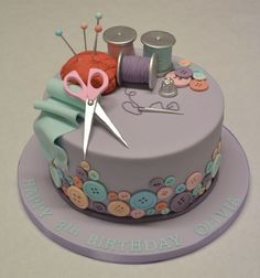 celebration cakes Stitch Birthday Cake Prochef Stitch Lilo And Stitch Birthday Cake Recipes Food. Stitch Birthday Cake Lilo And Stitch Cake Cakecentral. Sewing Cake, Sewing Machine Cake, Cake Icing, Fondant Cakes, Cupcake Cakes, Fondant Cake Designs, Fondant Decorations, Food Cakes, Cake Cookies
