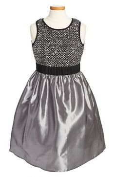 Dorissa Sleeveless Party Dress (Big Girls) available at #Nordstrom