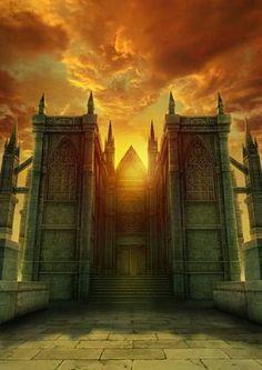 Hidden forbidden holy ground