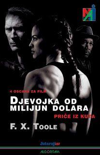 F.X.Toole - Djevojka od milijun dolara   Online Knjge