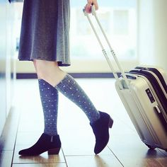 8d0b949dc5 This #TravelTuesday set foot in style in Sockwell compression socks for men  and women.