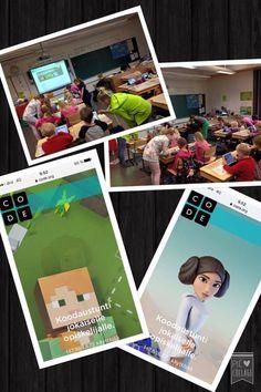 DigiKehittäjäopettaja-koulutuksen yhteinen blogi / Helsingin yliopiston Koulutus- ja kehittämiskeskus Palmenia
