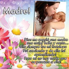 Marco de fotos gratis para el día de la madre