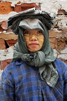 Forced labor . Myanmar
