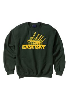 East Bay Cranes Crew Neck Sweatshirt