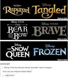 Disnumblr Trois - Imgur Disney Pixar, Walt Disney, Disney Memes, Disney And Dreamworks, Disney Fun, Disney Magic, Disney Characters, Disney Stuff, Disney Facts