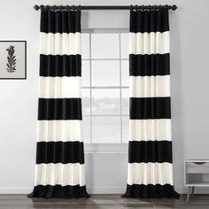 Curtains 1 Panel, Black Curtains, Rod Pocket Curtains, Room Darkening Curtains, Velvet Curtains, Colorful Curtains, Stripe Curtains, Cotton Curtains, Curtain Panels