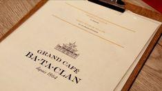 Grand Café Bataclan à Paris Restaurant, Cards Against Humanity, Paris, Cook, Recipes, Twist Restaurant, Diner Restaurant, Restaurants, Dining Rooms
