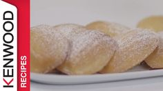 Learn how to prepare a delicious madeleines using your Kenwood Kitchen Machine. For more information please visit the links below: MORE RECIPES FOR YOUR KENW. Madeleine Recipe, Kitchen Machine, Bread, Recipes, Food, Rezepte, Essen, Breads, Baking