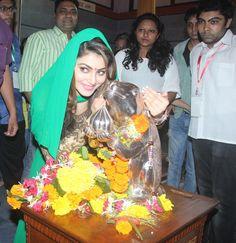 Bollywood actress & modelUrvashi Rautela, 22, recently…