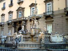 Fountain of Neptune, Napoli
