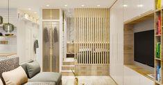 Dom i dizajn - Ugodan, jednostavan, moderan, praktičan...Neodoljiv interijer od 37 kvadrata uređen za mladu ženu