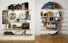 skull shelves by james hopkins