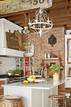 Kitchen country living