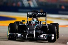 Formule 1, qualif à Singapour: Hamilton, Rosberg, logique respectée