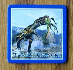 Triassic Terror: Limited Edition Predator Tiles