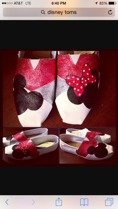 Toms Disney Shoes