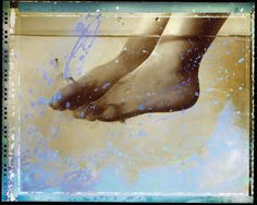 Underwater foot