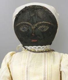 Black Primitive Cloth Doll | Sale Number 2178, Lot Number 139 | Skinner Auctioneers