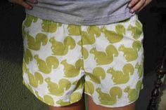 Alpha Gamma Delta Sorority Boxer Shorts