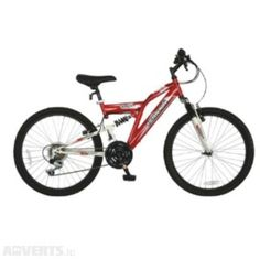 24 Dual Suspension Mountain Bike Unisex 7ec6a5e08bba2