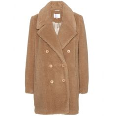 Alpaca Coat + Carven : The most beautiful coat ever!