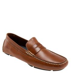 Cole Haan 'Howland' Penny Loafer - Picked up Saddle and Croc print.