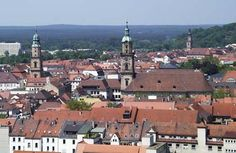 Erlangen, Germany (born here) Cities In Germany, Bavaria Germany, Great Memories, Beautiful Places, Amazing Places, Places To Travel, Places Ive Been, Paris Skyline, The Good Place