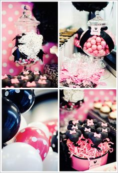 Minnie Mouse Party party-ideas
