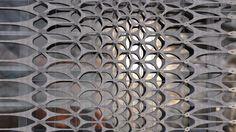 form found design explores robotics + fabric in façade construction