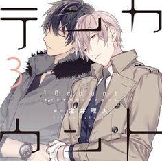 Ten Count by Takarai Rihito - drama CD volume 3 Anime Sexy, Hot Anime, Manga Anime, Manga Boy, Fanarts Anime, Anime Characters, Anime Boys, 10 Count Manga, Ten Count
