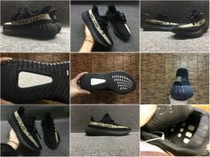 low priced 52d41 a5ee9 Off June Latest New Arrival New Trainers 2017 adidas Yeezy Boost 350 Core Black  Olive Green Big Size US 13 14 Cheap For Sale