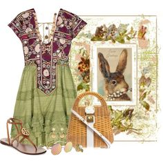 happy.easter, created by twosisterzcreationz on Polyvore
