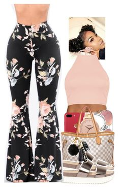 """Untitled #2104"" by toniiiiiiiiiiiiiii ❤ liked on Polyvore featuring Oliver Peoples, Alex and Ani, Nixon, Louis Vuitton, Wanted and Boohoo"