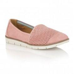 Ivan Coral Nubuck Casual Shoes