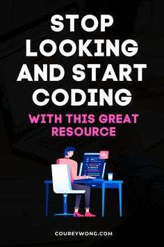 100+ Websites For Coding Beginners   Are you looking for a way to learn coding for free? Learning how to code on your own can be overwhelming but there are many sites to help make the process easier. These websites will guide you to learn coding skills for free. This list includes tutorials, courses, ebooks, and simple guides to learn how to code any beginner will love. Start building your first website and learn how to be a web developer today. #learntocode #webdevelopment #howtolearncoding Learn Html, Learn To Code, Coding Websites, Learn Computer Science, Coding For Beginners, Start Coding, Learning Web, Coding Languages, Web Development