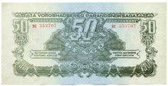 Hungarian banknotes Hungary, Old Photos, Cards, Old Pictures, Vintage Photos, Maps, Playing Cards