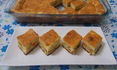 Torta de Frango com Legumes - Na Biroskinha