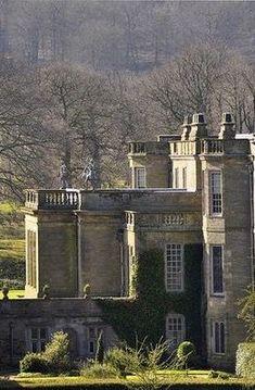 Lyme Park House - Cheshire, England, UK: