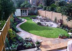 Pamela Johnson, Garden Design Portfolio - Further Projects and Design Details