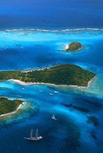 Grenadines - Croisière Grenadines - Voyage îles - Séjour mer