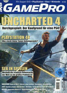 Playstation 4K. Gefunden in: GamePro, Nr. 6/2016