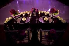 sweetheart table - Google Search