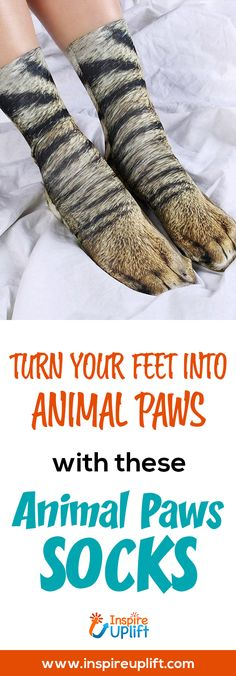 Turn your feet into animal paws with these Paw Print Socks. Funny Dog Memes, Funny Animal Memes, Animal Print Socks, Water Retention Remedies, Joke Gifts, School Dresses, Afghan Crochet Patterns, Dark Beauty, Aesthetic Pictures