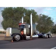 Bit of horsepower tag a truck lover below