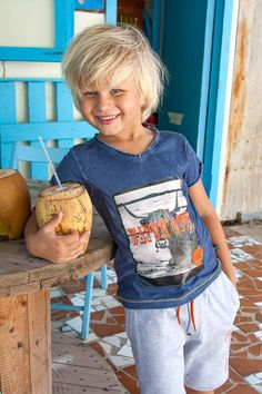 HANDSOME LITTLE GUY...Bomba for Boys zomer 2015 (5 van 5)
