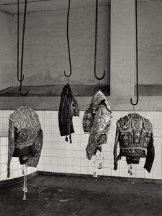 Ruven Afanador | Torero Series | 19 / Plazo Acho, Lima, Peru, 2001, 16 x 20 Selenium Toned Silver Gelatin Photograph, Ed. 15 30 x 40 Selenium Toned Silver Gelatin Photograph, Ed. 10